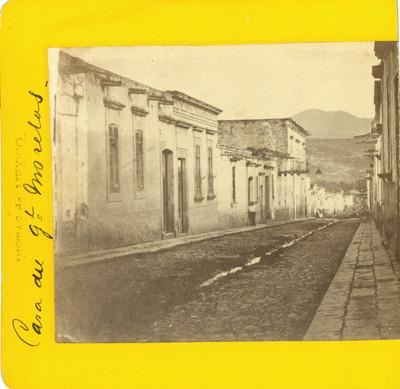 Casa del General Morelos