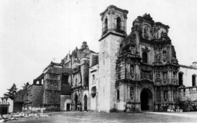 """Iglesia de Nuestra Señora de """"La Soledad"""""""