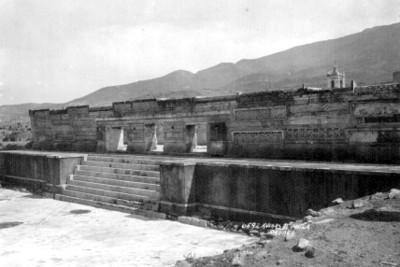 """Ruinas de Mitla"""", """"Oaxaca"""