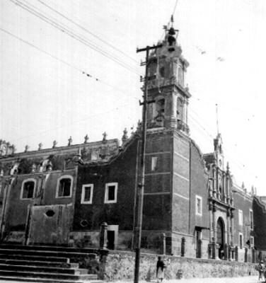 Iglesia de San José, Puebla