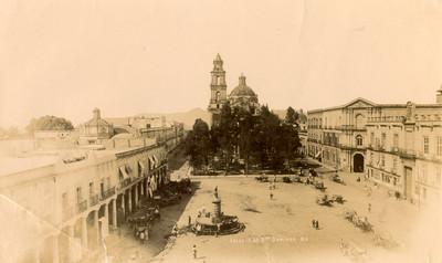 """""""Iglesia de santo Domingo"""", ciudad de México"""