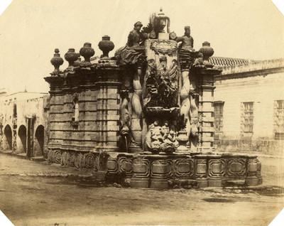 Fuente del Salto del Agua, ciudad de México