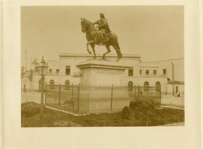 Monumento de Carlos IV, ciudad de México