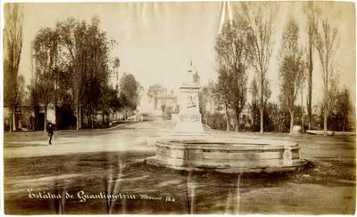 Estatua de Cuautimotzin México