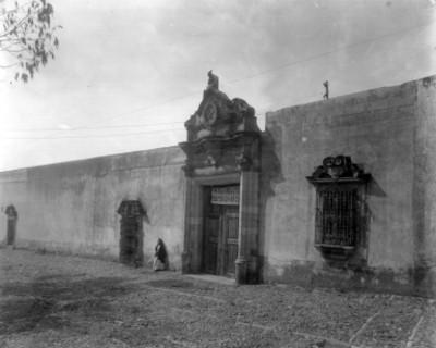 Casa del Conde de Rul, Mina de la Valenciana, Guanajuato