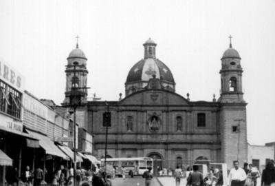 Iglesia de la Santa Cruz y la Soledad de Ciudad de México