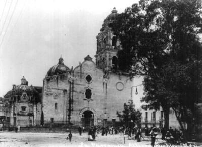 La Parroquia Atlixco, Puebla