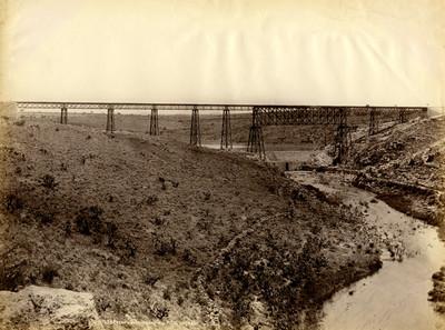 """""""Puente de Encarnación"""" del """"Ferrocarril Central"""", Jalisco"""