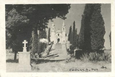 Parroquia de Cholula, Puebla