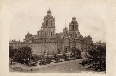 "México. La Catedral, ""5274. Mexico. The Cathedral"""