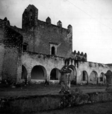 Convento de San Bernardino de Siena en Valladolid, Yucatán