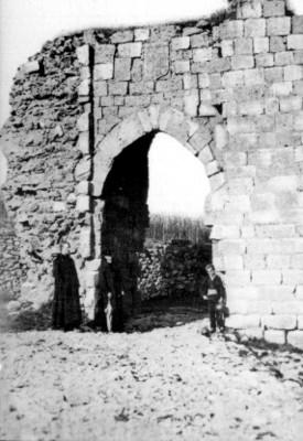 """""""Puerta de los Barbascones"""" en la Iglesia de """"Santo Domingo Silos, Burgos"""""""