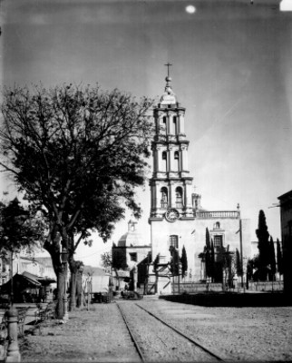Parroquia de San Felipe Apostol, fachada