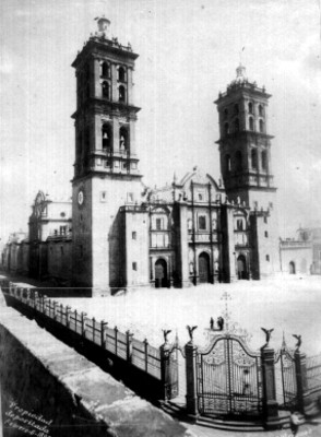 Puebla La Catedral