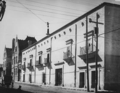 Casa donde se alojó Hidalgo, fachada