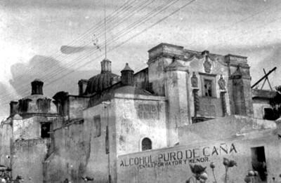 Templo de San Pablo de los Frailes en Puebla