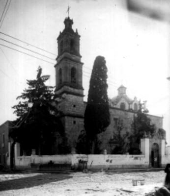 Templo de la Merced en Morelia, Michoacán