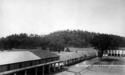 181. Vista del Sacramonte, Amecameca