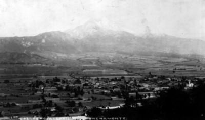 "Popocatépetl visto desde Sacromonte. ""5621. Popocatepetl from Sacromonte"""