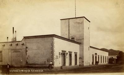 164 Casa de Moneda Chihuahua