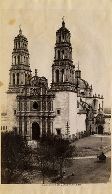 """Catedral de Chihuahua, """"5208. Cathedral of Chihuahua"""""""