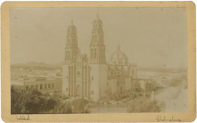 Catedral de Chihuahua, vista general