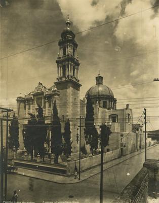 """""""Iglesia de la Soledad"""" en Puebla"""