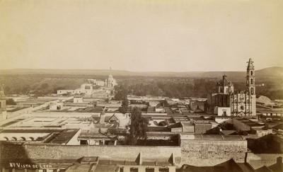 """""""Vista de León"""", Guanajuato"""