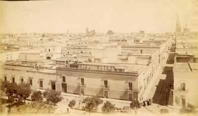 Guadalajara, desde San Francisco