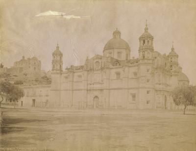 Templo expiatorio a Cristo Rey, Antigua Basílica de Guadalupe