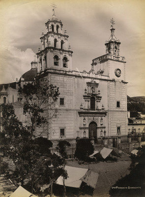 Parroquia Guanajuato