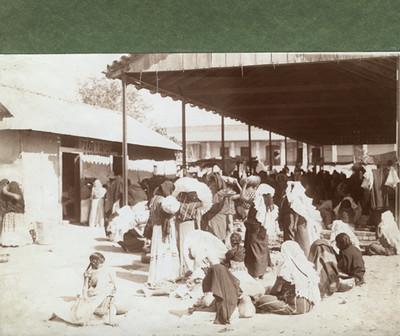 """""""Zapotecas de Istmo de Tehuantepec"""" día de plaza"""