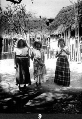 Indígenas del estado de Oaxaca