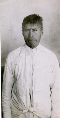 Otomí, retrato