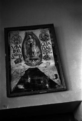 Miguel Hidalgo y Costilla, precursor de la Independencia de México, pintura de caballete