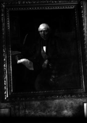 Miguel Hidalgo y Costilla, cura de Dolores, pintura de caballete, retrato