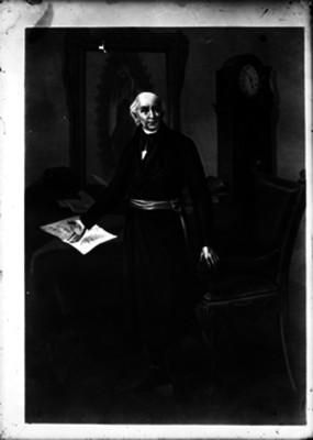 Miguel Hidalgo y Costilla, personaje de la Independencia, pintura, retrato