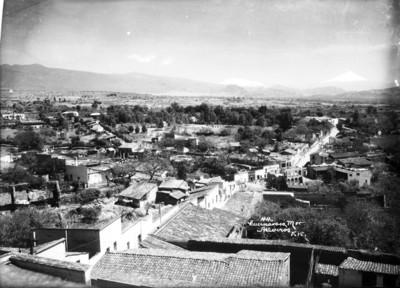 """""""Cuernavaca"""", panorámica"""