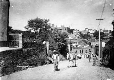 Palacio de Cortés desde Amatitlan
