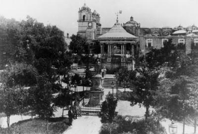 El Jardín Juárez
