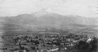 5621. Popocatepetl from Sacromonte