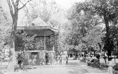 Alameda de Zacatecas, vista general