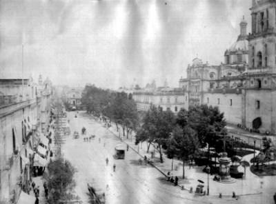 """Calle del Empedradillo"""", ciudad de """"México"""