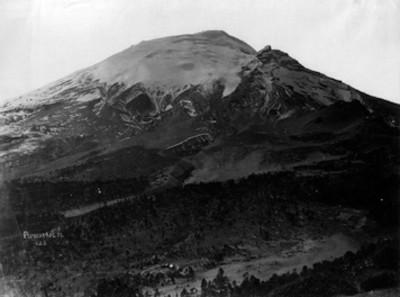 """""""Popocatépetl"""", paisaje"""