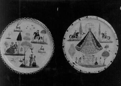 Retrato de fray Bernardino de Sahagún, reprografía