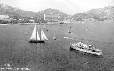 """""""Acapulco Gro."""", vista panorámica"""