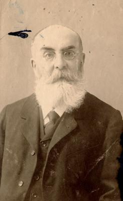 Enrique de Olavarría y Ferrari