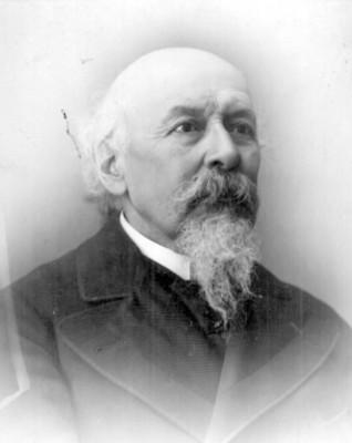 """""""Ingo. Manuel Fernández Leal, Secretario de Fomento de la República Mexicana"""", retrato"""