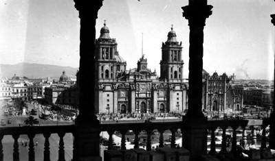 Catedral Metropolitana, exterior, vista general