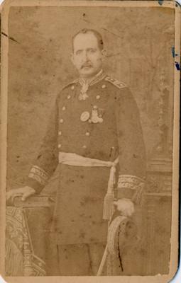Ramón Corona Madrigal, tarjeta de visita